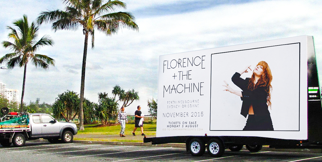 Why use Mobile Billboards with The Mobile Billboard Company?