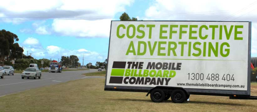 So What Does A Mobile Billboard Cost If I Want To Get One