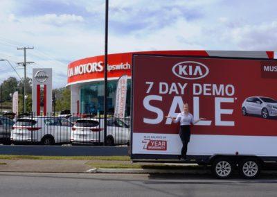 Kia 7 Day Demo Sale