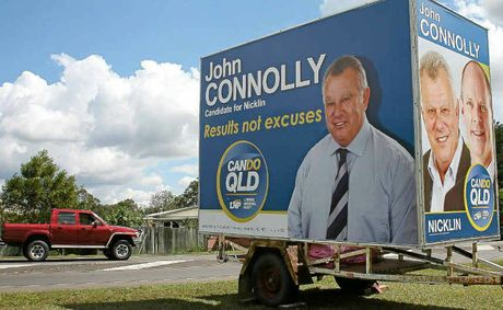 Image is everything when it comes to Election Advertising