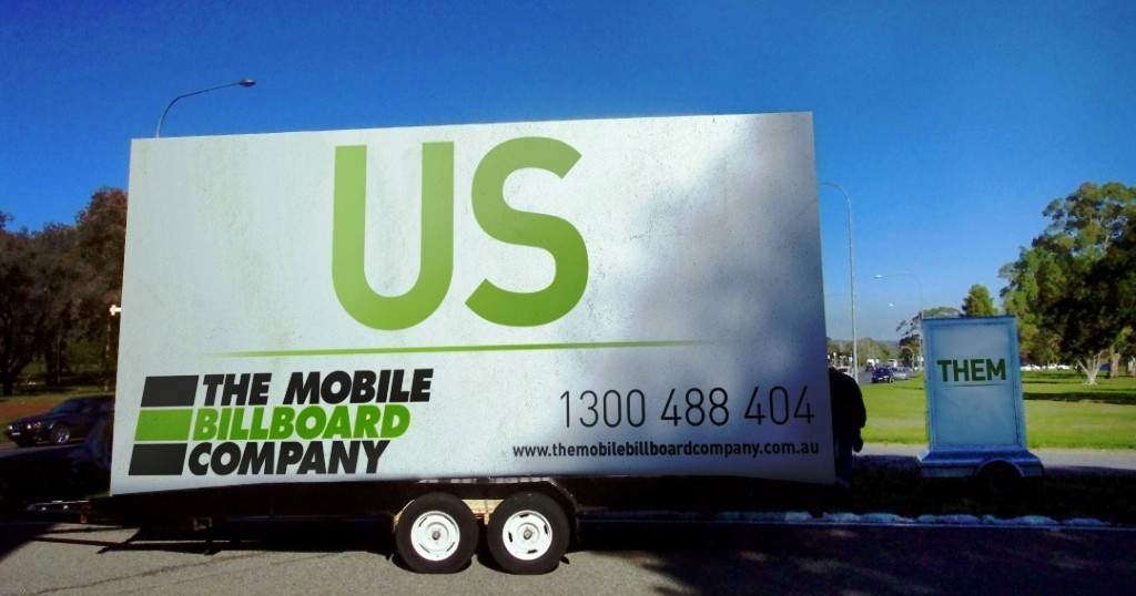 Size Matters with Mobile Billboards