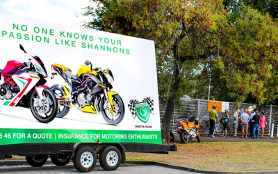 What exactly is a mobile billboard? and what makes them different?